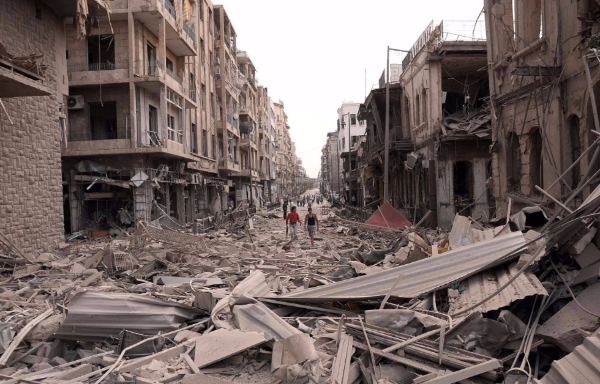 the syrian civil war explained
