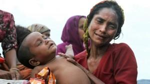 The Rohingya People
