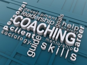 business and leadership coaching session